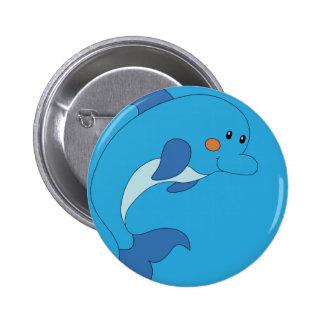 cute dolphin pins