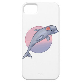 Cute Dolphin Barely There iPhone 5 Case