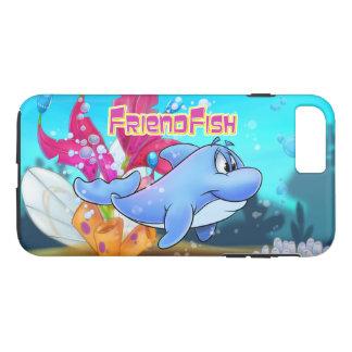 Cute Dolphin iPhone 7/plus case