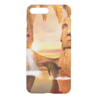 Cute dolphin iPhone 7 plus case