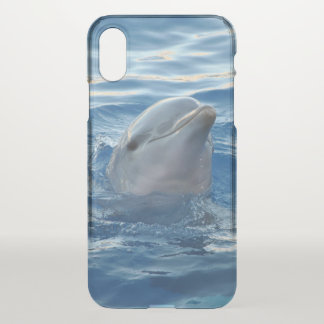 Cute Dolphin iPhone X Case