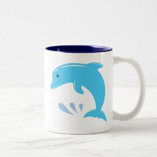Cute Dolphin Coffee Mug