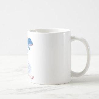 Cute dolphin mug