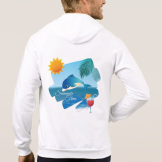 Cute dolphin sweatshirt