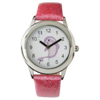 Cute Dolphin Wrist Watch