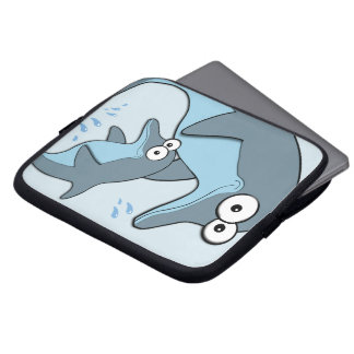 Cute Dolphins Computer Sleeve