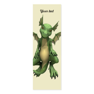 Cute Dragon Business Cards