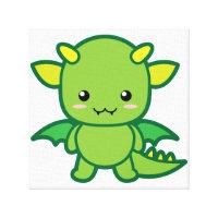Cute Dragon. Framed U0026 Finished Art