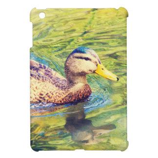 Cute Duck Swimming Case For The iPad Mini