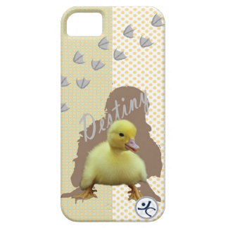 "Cute duckling phone case ""Destiny"" iphone 5/5s/SE"