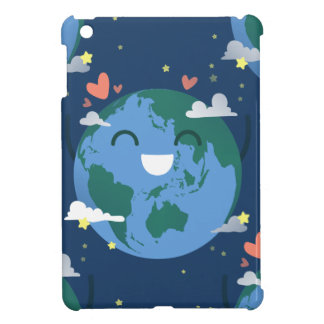 cute Earth Day Case For The iPad Mini
