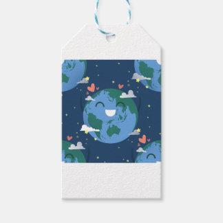 cute Earth Day Gift Tags
