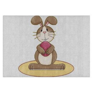 Cute Easter Bunny Cutting Board
