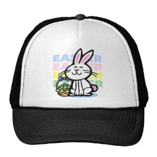 Cute Easter Bunny Trucker Hat