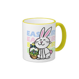 Cute Easter Bunny Coffee Mug
