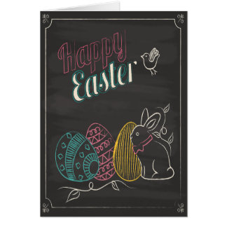 Cute Easter Greeting Card