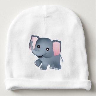 Cute Elephant Baby Beanie