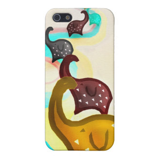 Cute Elephant Iphon 5 Case iPhone 5/5S Case