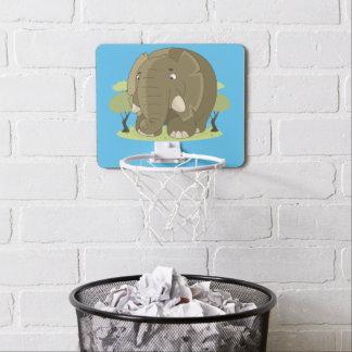 Cute elephant mini basketball hoop