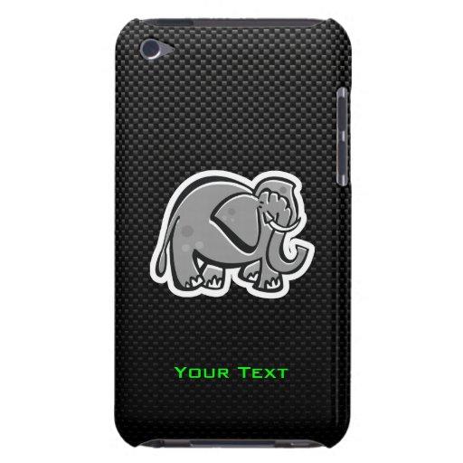 Cute Elephant; Sleek iPod Touch Covers