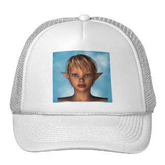 Cute Elf  Baseball Hat