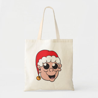 Cute Elf Budget Tote Bag
