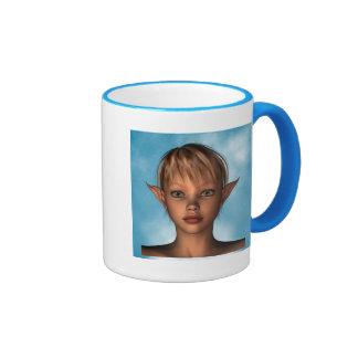 Cute Elf  Coffee Mug