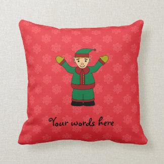 Cute elf cushions