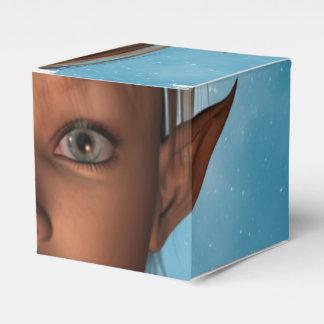 Cute Elf Favor Boxes