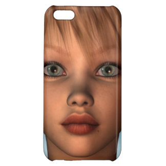 Cute Elf iPhone 5C Cases