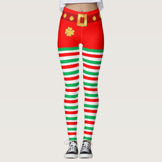 Cute elf leeggings leggings