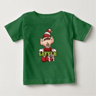 """Cute Elf - """"Little Elf"""" Baby T-Shirt"""