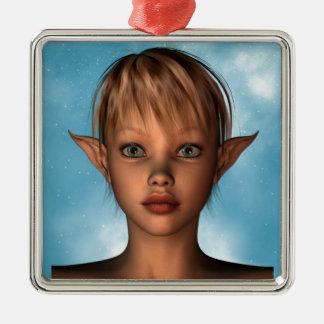 Cute Elf  Ornament