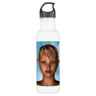Cute Elf 24oz Water Bottle