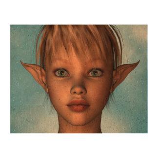 Cute Elf Queork Photo Prints