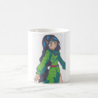 cute elf princess coffee mugs
