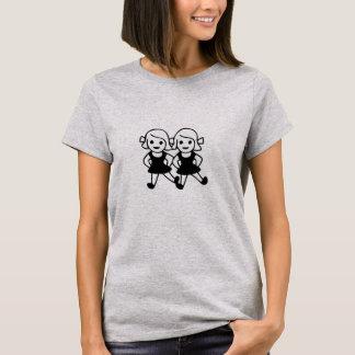 Cute emoji best friends T-Shirt
