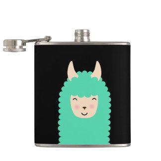 Cute Emoji Llama Flask