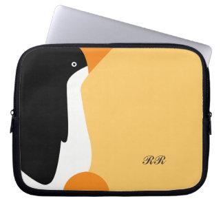 Cute Emperor Penguin Laptop Bag Laptop Computer Sleeve