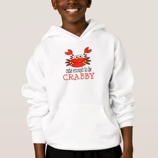 Cute Enough To Be Crabby