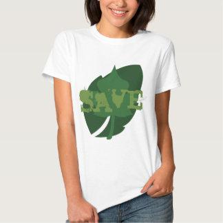 Cute environmental t-shirt