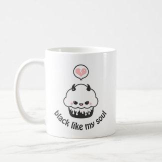 Cute Evil Cupcake Coffee Mug