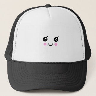 Cute Face Trucker Hat