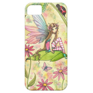 Cute Fairy and Ladybug Fantasy Art iPhone 5 Covers