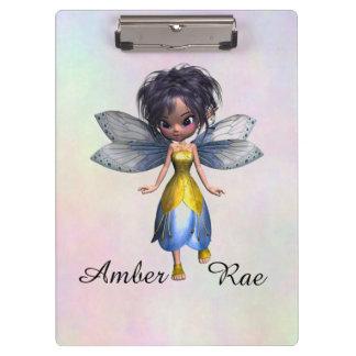 Cute Fairy Clipboard