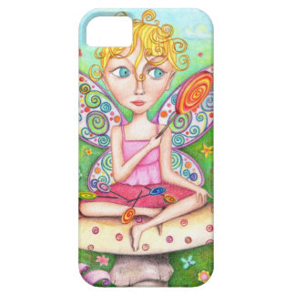 Cute Fairy iPhone 5 Barely There Universal Case