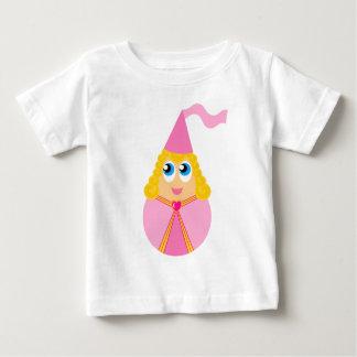 Cute Fairy Tale Princess Baby Tshirt
