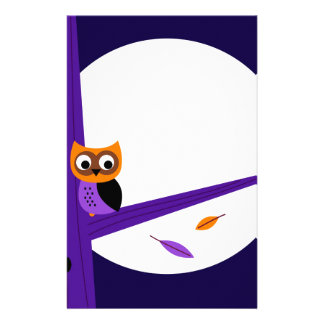 Cute fairytale Owl : Zazzle products are in shop Customised Stationery