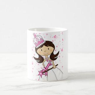 Cute Fairytale Princess Coffee Mug