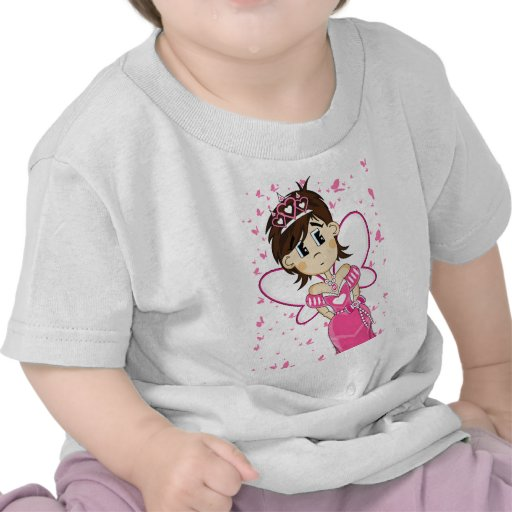 Cute Fairytale Princess T Shirts